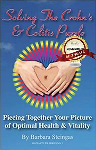 Solving the Crohn's & Colitis Puzzle: Piecing Together Your Picture of Optimal Health & Vitality